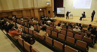 2021年1月16日大山町なかやま温泉生活想像館上映会